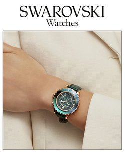 Luxury Brands deals in the Swarovski catalogue ( Published today)