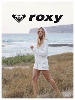 Roxy catalogue ( More than a month )