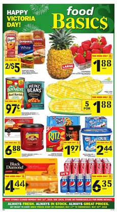 Food Basics deals in the Toronto flyer
