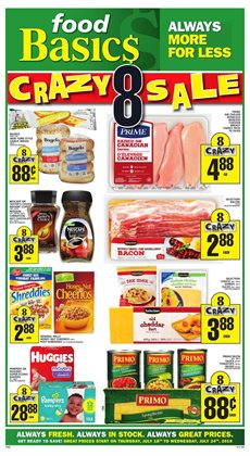 Food Basics deals in the Hamilton flyer