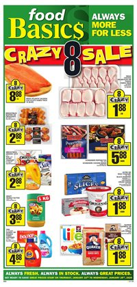 Food Basics deals in the Ottawa flyer
