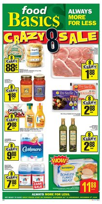 Food Basics catalogue ( Expires today )