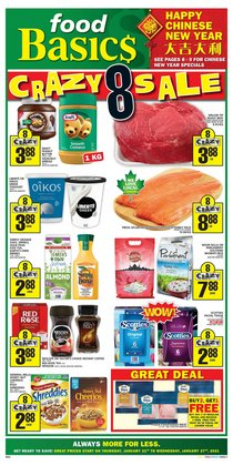 Food Basics catalogue ( 2 days left )
