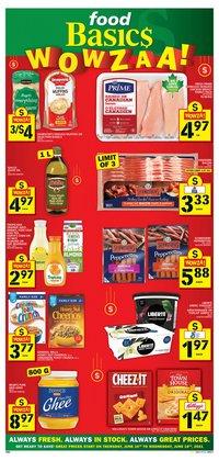 Food Basics catalogue ( Expires today)