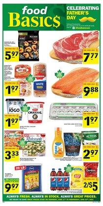 Food Basics catalogue ( 1 day ago)