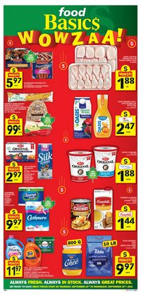 Food Basics deals in the Food Basics catalogue ( 1 day ago)