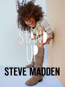 Luxury Brands offers in the Steve Madden catalogue in Toronto