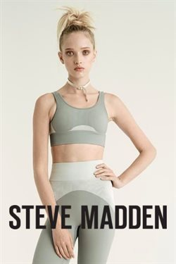 Luxury Brands offers in the Steve Madden catalogue in Montreal