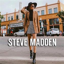 Luxury Brands offers in the Steve Madden catalogue in Gatineau