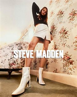 Steve Madden catalogue ( 2 days ago )