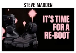Luxury Brands deals in the Steve Madden catalogue ( More than a month)