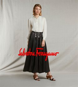 Salvatore Ferragamo catalogue ( More than a month )