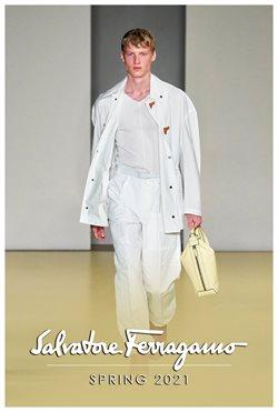 Salvatore Ferragamo catalogue ( More than a month )