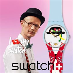 Swatch deals in the Montreal flyer