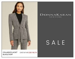 Luxury Brands deals in the DKNY catalogue ( 7 days left)