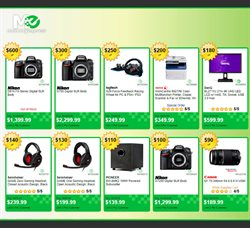 Electronics & Appliances offers in the Memory Express catalogue in Toronto