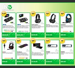 Memory Express deals in the Calgary flyer