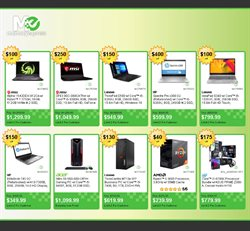 Electronics offers in the Memory Express catalogue in Vancouver ( 16 days left )