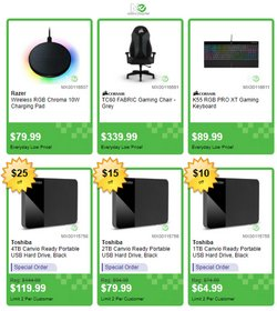Electronics offers in the Memory Express catalogue ( 1 day ago )