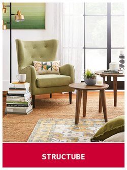 Home & furniture offers in the Structube catalogue in Toronto