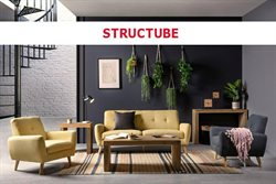 Home & Furniture offers in the Structube catalogue in Montreal ( 21 days left )