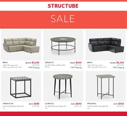 Structube catalogue ( Expired )