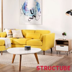 Structube deals in the Structube catalogue ( Expired)