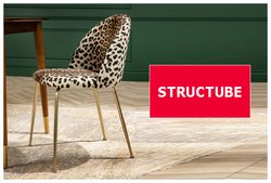 Structube deals in the Structube catalogue ( Expires today)