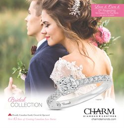 Charm Diamond Centres deals in the Halifax flyer