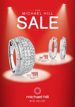 Masonville Place offers in the Michael Hill Jeweller catalogue in London