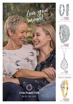 Michael Hill Jeweller deals in the Calgary flyer