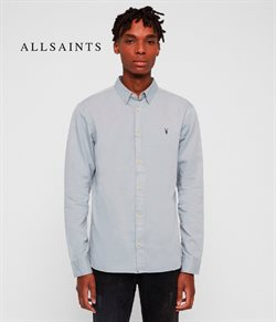 Clothing, Shoes & Accessories offers in the AllSaints catalogue in Montreal