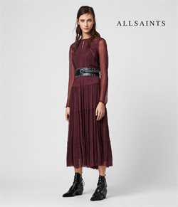 AllSaints deals in the Toronto flyer
