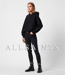 Clothing, Shoes & Accessories offers in the AllSaints catalogue in Victoria BC ( More than a month )