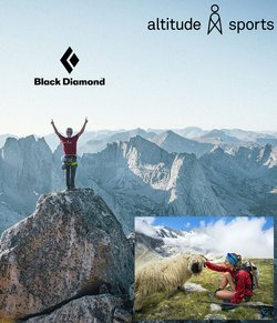 Sport deals in the Altitude Sports catalogue ( Expires tomorrow)