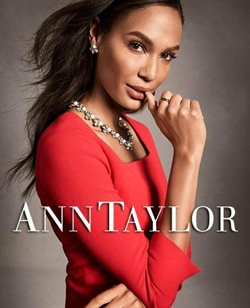 Ann Taylor deals in the Toronto flyer