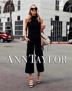 Clothing, shoes & accessories offers in the Ann Taylor catalogue in Toronto