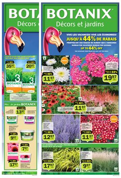 Garden & DIY offers in the Botanix catalogue in Montreal