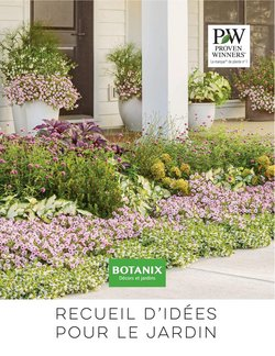 Garden & DIY deals in the Botanix catalogue ( More than a month)