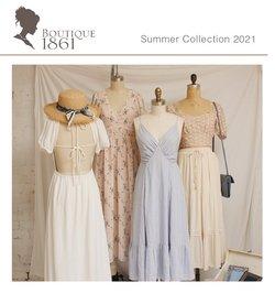 Boutique 1861 deals in the Boutique 1861 catalogue ( 2 days left)