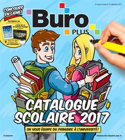 BuroPLUS deals in the Calgary flyer