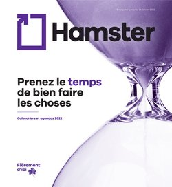 Hamster catalogue ( More than a month)