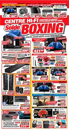 Electronics & Appliances offers in the Centre Hi-Fi catalogue in Rouyn-Noranda