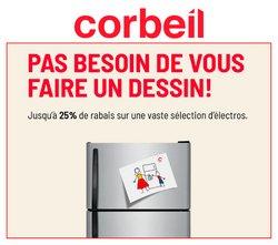 Corbeil deals in the Corbeil catalogue ( Expires today)
