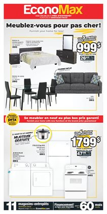 EconoMax Plus deals in the Montreal flyer