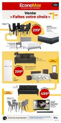 Electronics deals in the EconoMax Plus catalogue ( 8 days left)