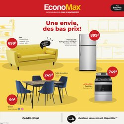 Electronics deals in the EconoMax Plus catalogue ( 1 day ago)