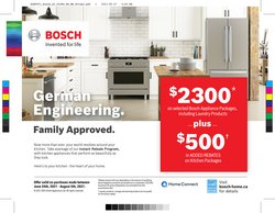Home & Furniture deals in the Germain Larivière catalogue ( Expires today)