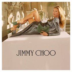 Jimmy Choo catalogue ( More than a month )