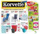 Korvette catalogue ( Expired )